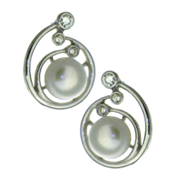 Click to view Pearl Earrings